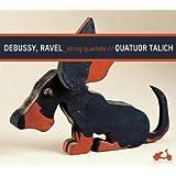 Debussy, Ravel: String Quartets