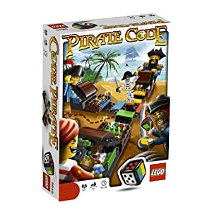 LEGO board game: Pirate Code!