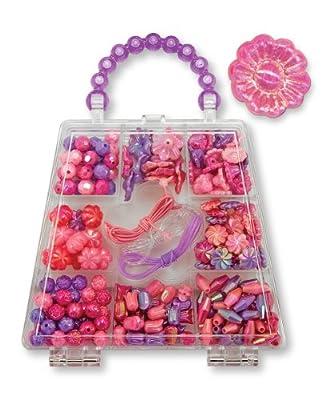 Melissa & Doug Polished Petals Bead Set from Melissa & Doug