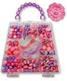 Melissa & Doug Polished Petals Bead Set