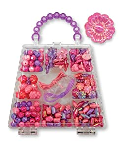 Melissa & Doug Polished Petals Bead Set