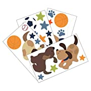 Lambs And Ivy Bow Wow Crib Bedding Collection Baby Gear