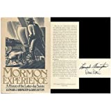 The Mormon Experience: A History of the Latter-day Saints