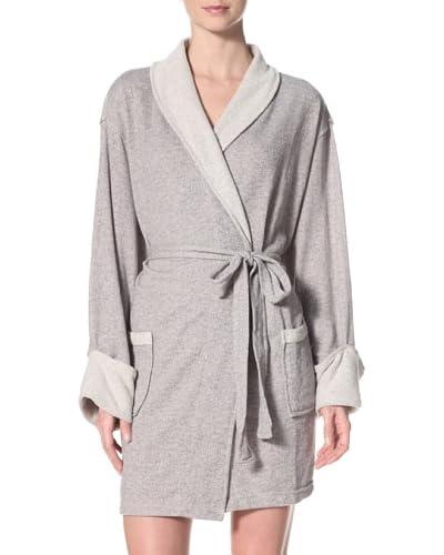 Aegean Apparel Women's Sweatshirt Knit Robe