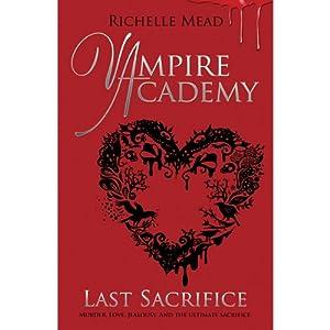 Vampire Academy: Last Sacrifice Audiobook
