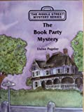 img - for The book party mystery (The riddle street mystery series) book / textbook / text book