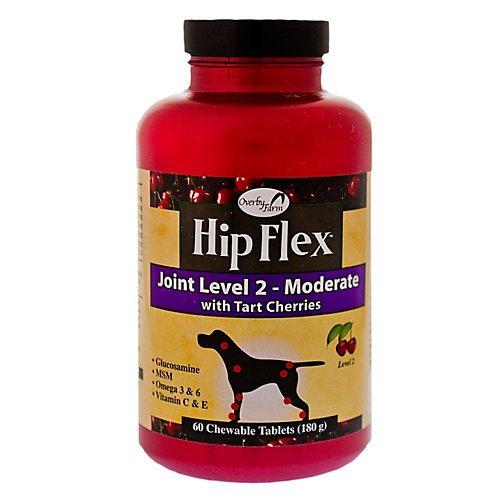 Hip Flex Chewable Dog Tablet Stage 2 120Ct