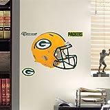 NFL Green Bay Packers Fathead Helmet Decal