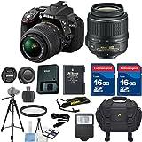 Nikon D5300 DSLR Camera Body Cellti