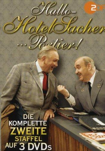 Hallo-Hotel Sacher...Portier! Staffel 2 (3DVDs)