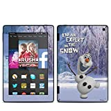 Olaf Design Protective Decal Skin Sticker for Amazon Kindle Fire HD 7 inch 2014 (Matte Satin)
