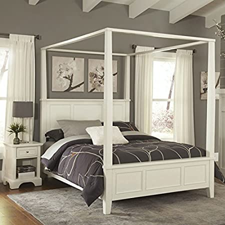 Naples Canopy 2 Piece Bedroom Collection Size: Queen