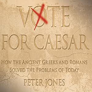 Vote for Caesar Hörbuch