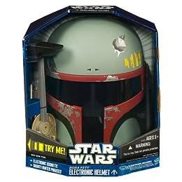Target - Star Wars Boba Fett Electronic Helmet - $19.99