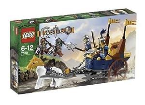 Lego - 7078 - Jeu de Construction - Char de Combat du Château du Roi