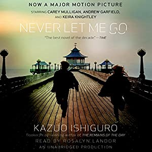 Never Let Me Go Audiobook