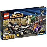 LEGO Super Heroes 6864: Batmobile and the Two Face Chase