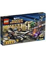 Lego Super Heroes - 6864 - Jeu de Construction - Batman vs Double Face