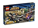 Lego Super Heroes - 6864 - Jeu de Construction - Batman vs Double Face