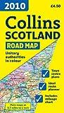 echange, troc  - 2010 Collins Map of Scotland