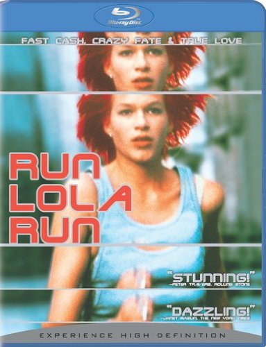 Cover art for  Run Lola Run [Blu-ray]