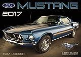 Ford Mustang 2017: 16-Month Calendar September 2016 through December 2017