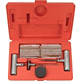 Tooluxe 50002L Universal Tire Repair Kit | 35-Piece Value Pack