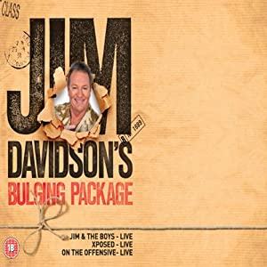Jim Davidson's Bulging Package Performance