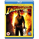 Indiana Jones and the Kingdom of the Crystal Skull  [Blu-ray] [2008]by Harrison Ford