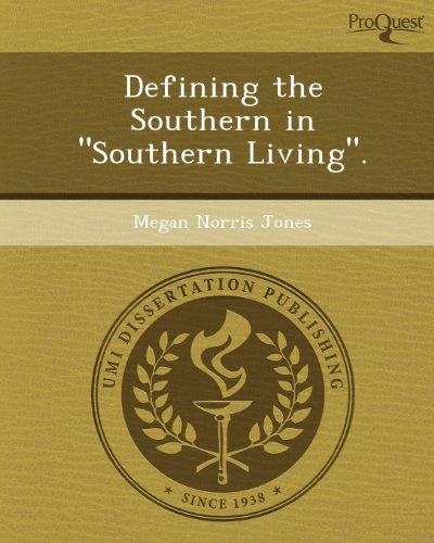 Defining the Southern in Southern Living.