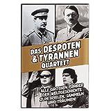 Tyrannen & Despoten Quartett - Das Diktatoren Kartenspiel die 32