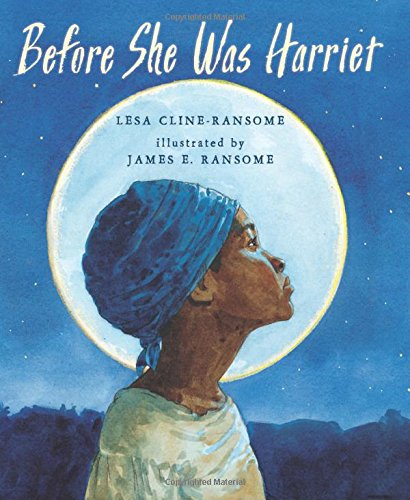 Book Cover: Before She was Harriet