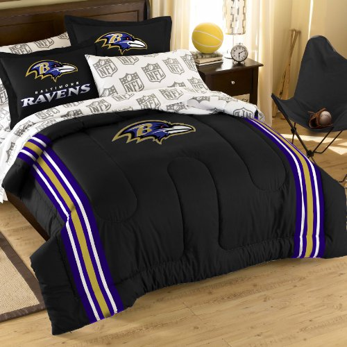 NFL Baltimore Ravens Bedding Set