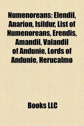 Numenoreans: Isildur