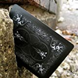 Bicycle Shadow Masters Playing Cards by Ellusionist - High Quality Finish, Thick Stock