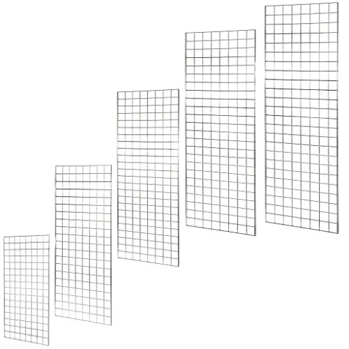 4ft-mesh-new-heavy-duty-grid-wall-gridwall-mesh-chrome-display-panel