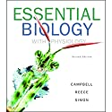 VangoNotes for Essential Biology with Physiology, 2/e Audiobook by Neil Campbell, Jane Reese, Eric Simon