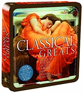 Classical Greats from Metro Tin