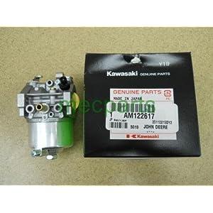 John Deere Carburetor Kawasaki 345 Fd590v Am122617 NEW OEM: Amazon.com ...