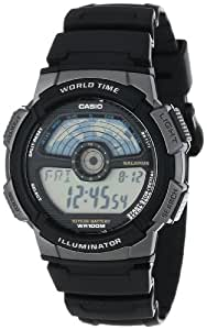 Casio Men's Sport Multi-Function Dial Watch Grey AE-1100W-1AV