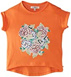 French Connection Girl's Mirror Floral Crew Neck Short Sleeve T-Shirt