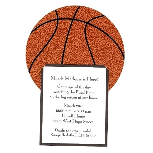 Baby Shower Sports Invitations