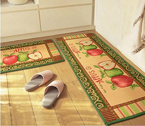 Apple Runner Rug for Kitchens