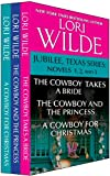 Jubilee, Texas Series: Jubilee, Texas Novels 1, 2, and 3