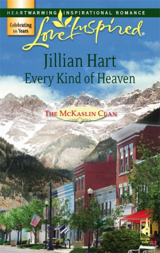 Image of Every Kind of Heaven (The McKaslin Clan: Series 3, Book 3) (Love Inspired #387)