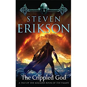 Malazan Book of the Fallen Books 1-9