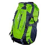 La Vie Libre(ラ・ヴィー・リブレ) 登山 トレッキング ハイキング 旅行 タウン 軽量 防水 バックパック・スマホ/デジカメ/ハンディカム等対応ミニ三脚2点セット 1人でもグループでも気軽に記念撮影 35L 6色
