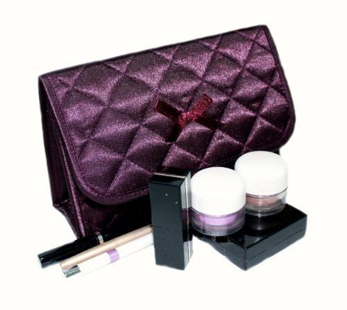 cosmetic-bag-quilted-satin-purple-flap-over-with-a-mirror