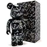 Medicom Toy - Bearbrick - Chemical Brothers - Ver. 400%