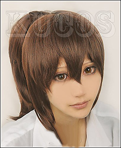 [webessence, cosplay wig Sen and Chihiro's spirited Ogino Chihiro ( Chihiro Ogino ) / 千(Senn) wind cosplay wig wig NET with original Bracelet (wig NET comes with two)